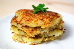 POTATO LATKA
